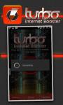 Internet Booster Turbo screenshot 3/4