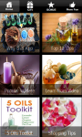 Aromatherapy Recipes Tip and Guide screenshot 1/2
