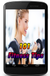 101 Fitness Tips screenshot 1/3