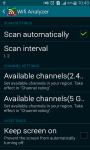 Wifi Analyzer for Free screenshot 3/3