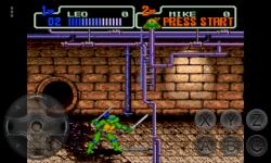 Teenage Mutant Hero Turtles The Hyperstone Heist screenshot 1/4