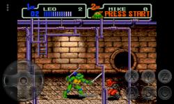 Teenage Mutant Hero Turtles The Hyperstone Heist screenshot 4/4