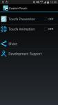 Custom Touch screenshot 1/3