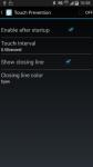 Custom Touch screenshot 2/3