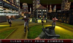 Crazy City Zombies Death screenshot 1/3