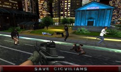 Crazy City Zombies Death screenshot 2/3