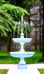 Fountain Garden Livewallpaper screenshot 1/4