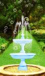 Fountain Garden Livewallpaper screenshot 3/4