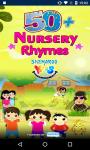Top 50 Nursery Rhymes  screenshot 1/6