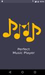 Perfect Music Player PMP screenshot 1/6