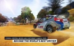 WRC The Official Game top screenshot 1/4