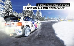 WRC The Official Game top screenshot 2/4