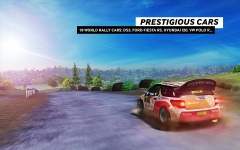 WRC The Official Game top screenshot 3/4