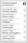 EBook - The Blue Sapphire screenshot 2/4