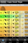 Windfinder screenshot 1/1
