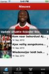 Ajax Mobile screenshot 1/1