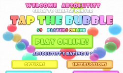 Tap the Bubble: Arcade Game screenshot 1/4