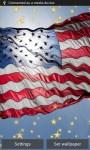 USA Flag Waving Wallpaper Free screenshot 1/3