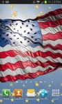 USA Flag Waving Wallpaper Free screenshot 2/3