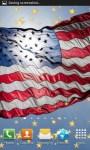 USA Flag Waving Wallpaper Free screenshot 3/3