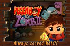 Pizza Boy vs Zombie screenshot 1/4