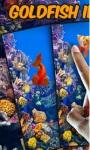 Goldfish in Your Aquarium LWP free screenshot 1/3