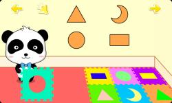 Baby learns shapes-korean screenshot 1/5