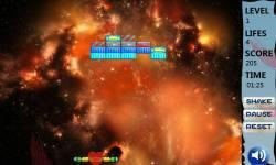 Arkanoid Outer Spaceen screenshot 2/6