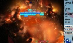 Arkanoid Outer Spaceen screenshot 3/6