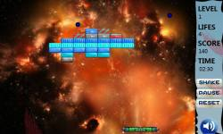Arkanoid Outer Spaceen screenshot 4/6