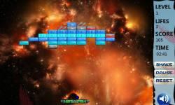 Arkanoid Outer Spaceen screenshot 5/6