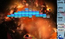 Arkanoid Outer Spaceen screenshot 6/6