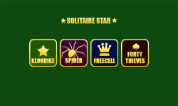 Solitare Star screenshot 1/4