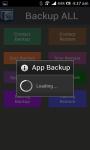 Phone Backup All screenshot 2/6