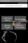 Tax saving Tip screenshot 2/3