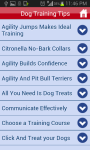 Easy Dog Training Tips And Tricks  screenshot 2/5