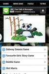 Panda Run Free screenshot 1/4
