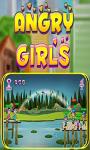 Angry Girls Lite screenshot 2/4