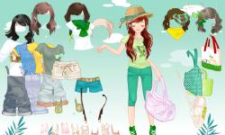 Girl Dressup Games screenshot 1/4