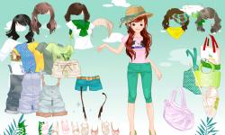 Girl Dressup Games screenshot 3/4