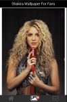 Shakira Wallpaper for Fans screenshot 4/6
