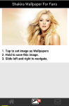 Shakira Wallpaper for Fans screenshot 5/6