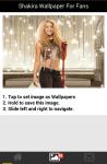 Shakira Wallpaper for Fans screenshot 6/6