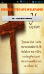 Bible Quotes Live Wallpaper Best screenshot 1/4