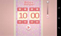 Relax Helper screenshot 1/6