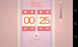 Relax Helper screenshot 5/6
