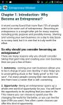 Entrepreneur Mindset Guide screenshot 1/6
