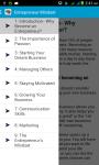 Entrepreneur Mindset Guide screenshot 2/6