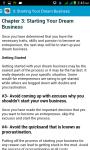 Entrepreneur Mindset Guide screenshot 4/6