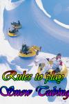 Rules to play Snow Tubing screenshot 1/4